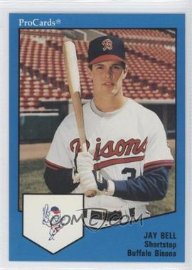 1989 ProCards Minor League - [Base] #1679 - Jay Bell