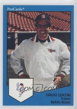 1989 ProCards Minor League #1678 - Carlos Lezcano
