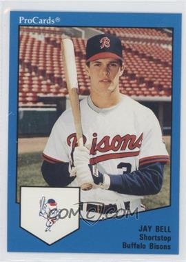 1989 ProCards Minor League #1679 - Jay Bell