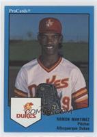 Ramon Martinez (Stats through 1988)
