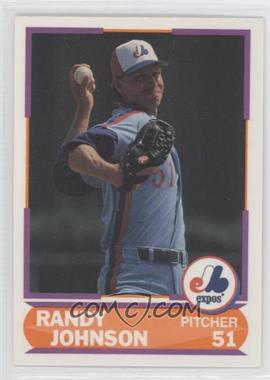 1989 Score Factory Set Young Superstars #32 - Randy Johnson