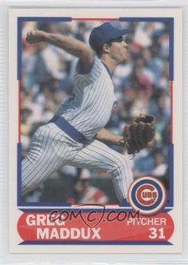 1989 Score Young Superstars I #39 - Greg Maddux