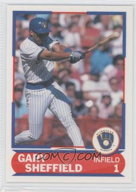 1989 Score Young Superstars #25 - Gary Sheffield