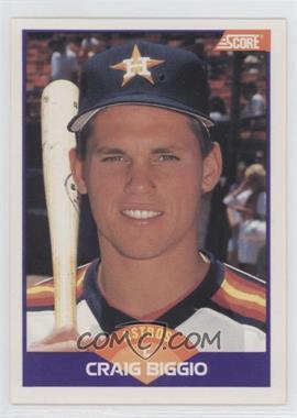 1989 Score #237 - Craig Biggio