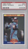 Randy Johnson [PSA 10]