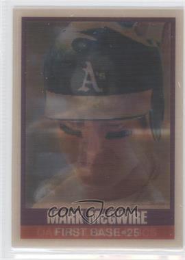 1989 Sportflics - [Base] #200 - Mark McGwire