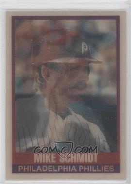 1989 Sportflics - [Base] #21 - Mike Schmidt