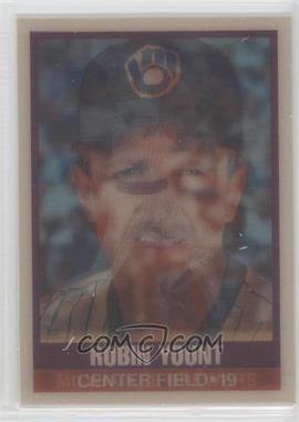 1989 Sportflics #199 - Robin Yount