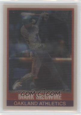 1989 Sportflics #200 - Mark McGwire