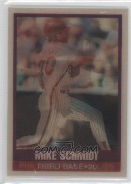1989 Sportflics #21 - Mike Schmidt