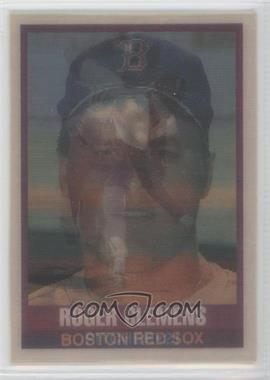 1989 Sportflics #3 - Roger Clemens