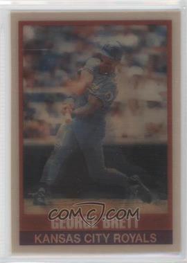 1989 Sportflics #64 - George Brett