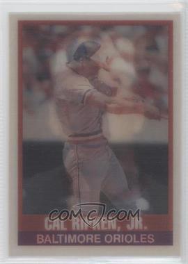 1989 Sportflics #66 - Cal Ripken Jr.
