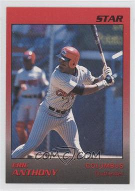 1989 Star Columbus Mudcats #2 - Eric Anthony