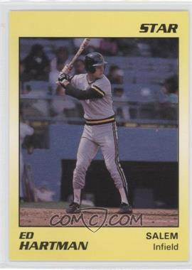 1989 Star Minor League #94 - Ed Hartman