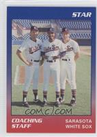 Tony Franklin, Don Cooper, Pat Roessler
