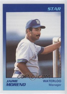 1989 Star Waterloo Diamonds #26 - Jaime Moreno