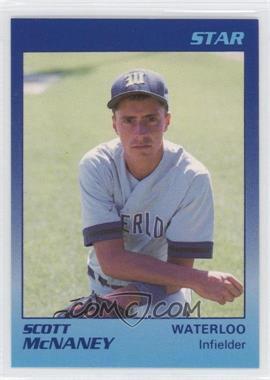 1989 Star Waterloo Diamonds #32 - Scott McGregor