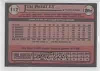 Jim Presley