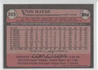 Von Hayes