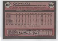 Steve Lake