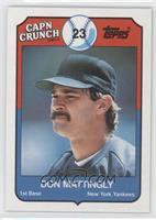 Don Mattingly