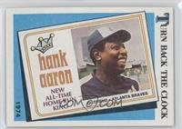 Hank Aaron