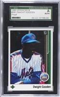 Dwight Gooden [SGC AUTHENTIC]