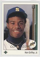 Ken Griffey Jr. [Must Be Authenticated]