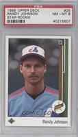 Randy Johnson [PSA 8]