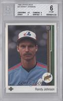 Randy Johnson [BGS 6]