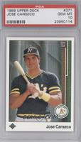 Jose Canseco [PSA 10]