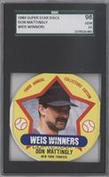 Don Mattingly [SGC 98]