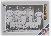 Cincinnati Red Stockings Team