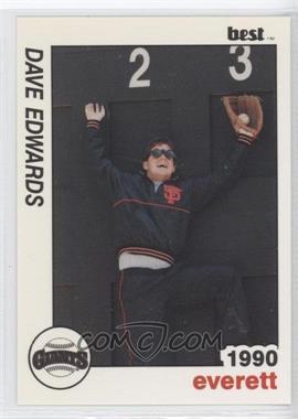 1990 Best Everett Giants #28 - [Missing]