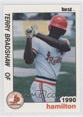 1990 Best Hamilton Redbirds #23 - Terry Bross