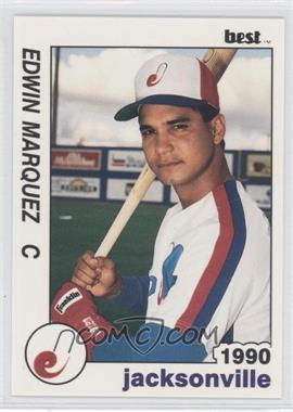 1990 Best Jacksonville Expos #29 - Edwin Marquez