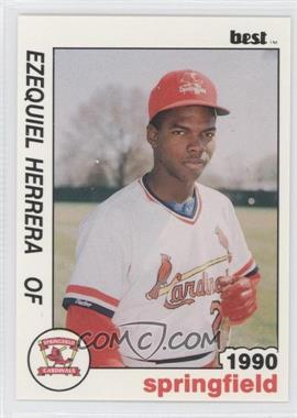 1990 Best Springfield Cardinals #9 - [Missing]