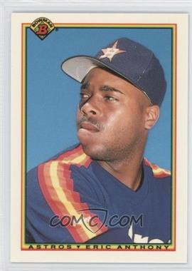 1990 Bowman - Factory Set [Base] - Collector's Edition (Tiffany) #81 - Eric Anthony