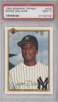 Bernie Williams [PSA 9]