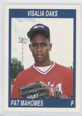 1990 California League #60 - Pat Mahomes