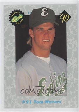1990 Classic Draft Picks Box Set [Base] #21 - Tom Nevers