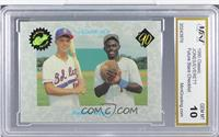 Chipper Jones, Rondell White [ENCASED]