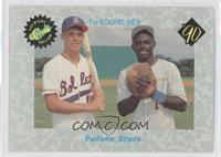 Chipper Jones, Rondell White
