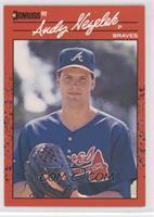 Andy Nezelek (Error: Birth Year 1985)
