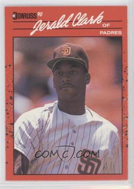 1990 Donruss #593 - Jerald Clark