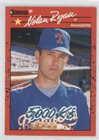 Nolan Ryan (Corrected: 5000 K's on Front and Back)