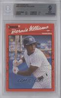 Bernie Williams [BGS 9]