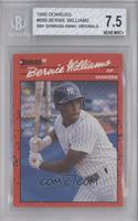 Bernie Williams [BGS 7.5]