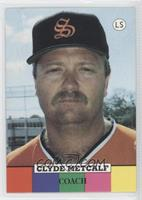 Clyde Metcalf
